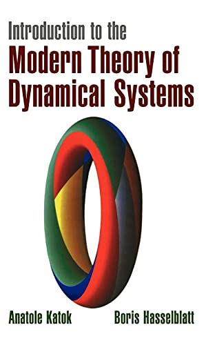 9780521341875: Introduction to the Modern Theory of Dynamical Systems Hardback (Encyclopedia of Mathematics and its Applications)