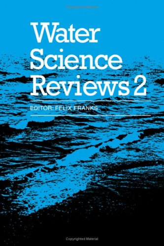 9780521341981: Water Science Reviews 2: Volume 2: Crystalline Hydrates