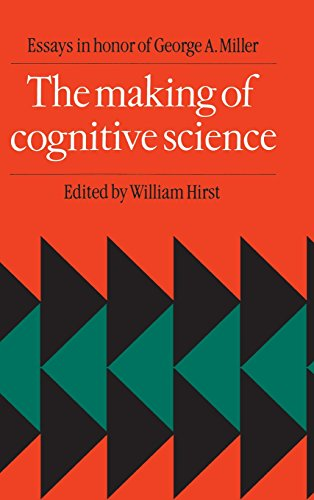9780521342551: The Making of Cognitive Science: Essays in Honor of George Armitage Miller
