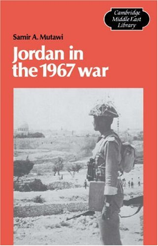 9780521343527: Jordan in the 1967 War (Cambridge Middle East Library)
