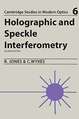 9780521344173: Holographic and Speckle Interferometry (Cambridge Studies in Modern Optics)