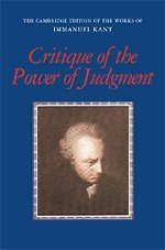 9780521344470: Critique of the Power of Judgment (The Cambridge Edition of the Works of Immanuel Kant)