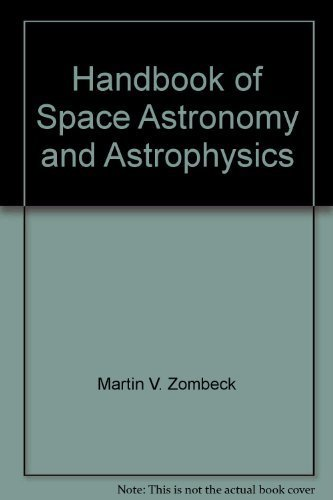 9780521345507: Handbook of Space Astronomy and Astrophysics