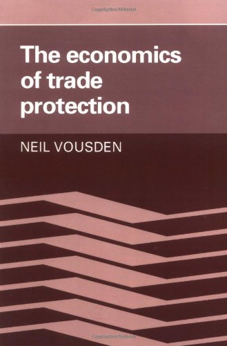 9780521346696: The Economics of Trade Protection Paperback