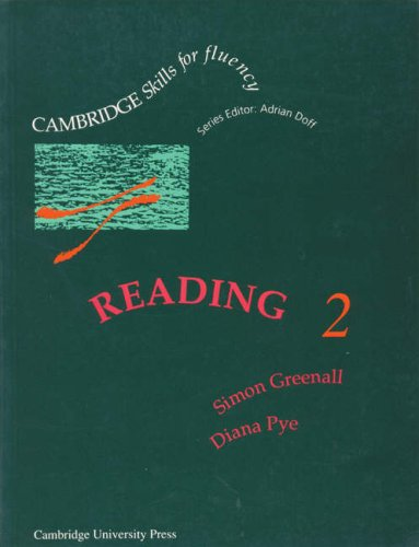 Reading 2 Student's book: Intermediate (Cambridge Skills: Greenall, Simon; Pye,