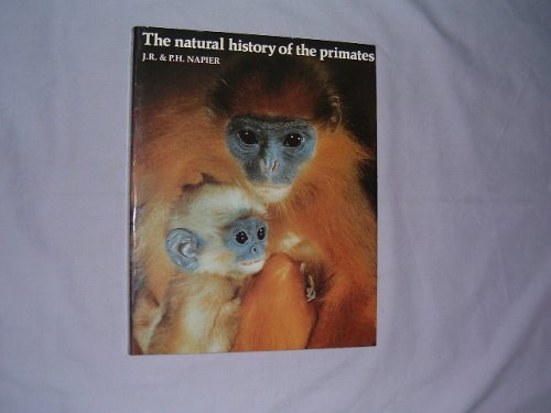 9780521348065: The Natural History of the Primates