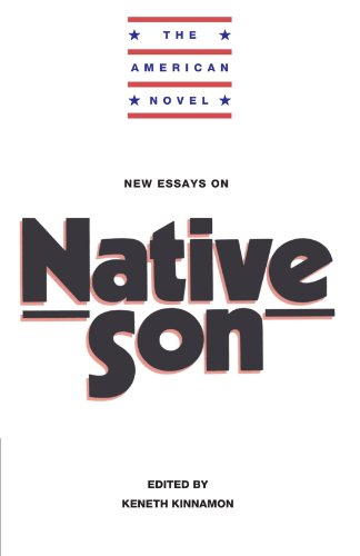 9780521348225: New Essays on Native Son (The American Novel)
