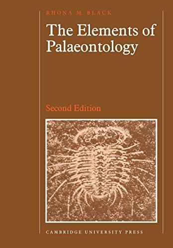9780521348362: Elements of Palaeontology 2ed