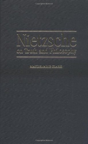 9780521348508: Nietzsche on Truth and Philosophy Paperback (Modern European Philosophy)