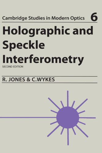 9780521348782: Holographic and Speckle Interferometry (Cambridge Studies in Modern Optics)