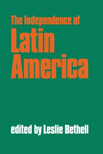 9780521349277: The Independence of Latin America
