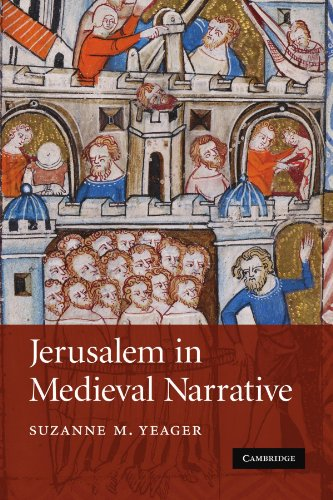 9780521349598: Jerusalem in Medieval Narrative (Cambridge Studies in Medieval Literature)