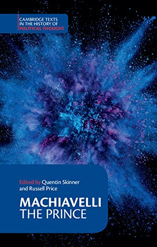 9780521349932: Machiavelli: The Prince Paperback (Cambridge Texts in the History of Political Thought)