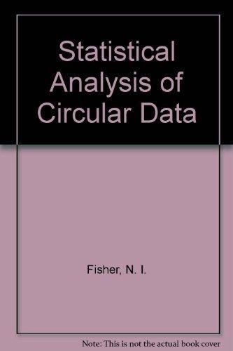 9780521350181: Statistical Analysis of Circular Data