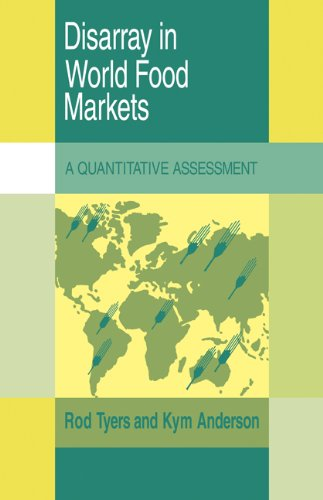 9780521351058: Disarray in World Food Markets: A Quantitative Assessment (Trade and Development)