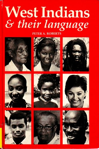 9780521351362: West Indians and their Language