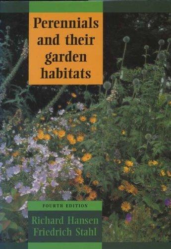 9780521351942: Perennials and their Garden Habitats
