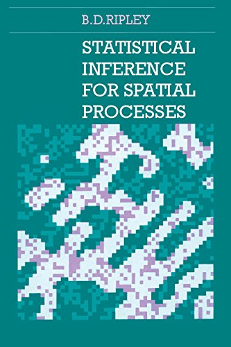 9780521352345: Statistical Inference for Spatial Processes
