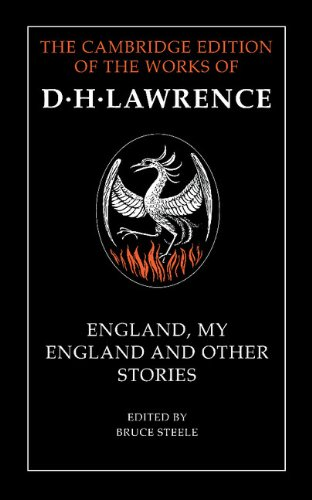 9780521352673: England, My England and Other Stories