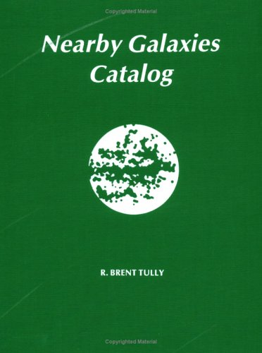 9780521352994: Nearby Galaxies Catalog