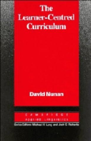 9780521353090: The Learner-Centred Curriculum: A Study in Second Language Teaching