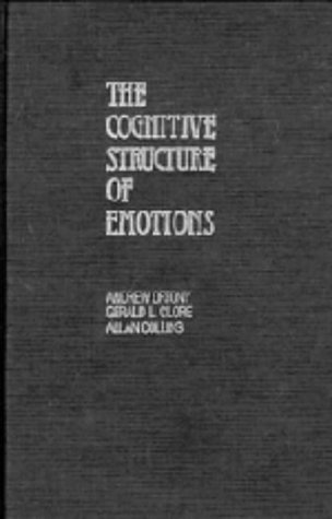 9780521353649: The Cognitive Structure of Emotions
