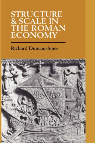 9780521354776: Structure and Scale in the Roman Economy