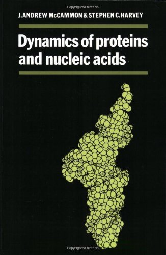 9780521356527: Dynamics of Proteins and Nucleic Acids