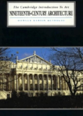 Nineteenth Century Architecture (Cambridge Introduction to the History of Art): Reynolds