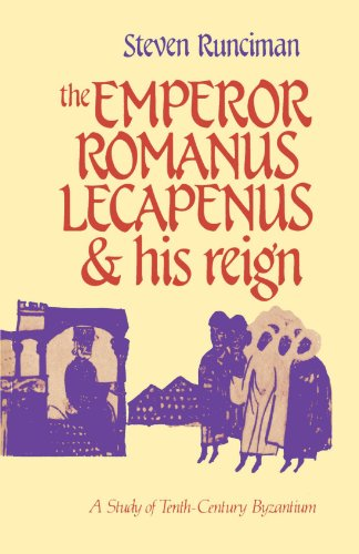 9780521357227: The Emperor Romanus Lecapenus and his Reign: A Study of Tenth-Century Byzantium