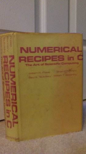 9780521357463: Numerical Recipes Example Book C