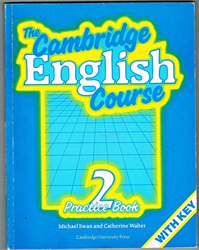 9780521357500: The Cambridge English Course 2 Practice book with key (Bk. 2)