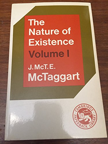 9780521357685: The Nature of Existence: Volume 1