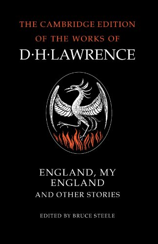 9780521358149: England, My England and Other Stories (The Cambridge Edition of the Works of D. H. Lawrence)
