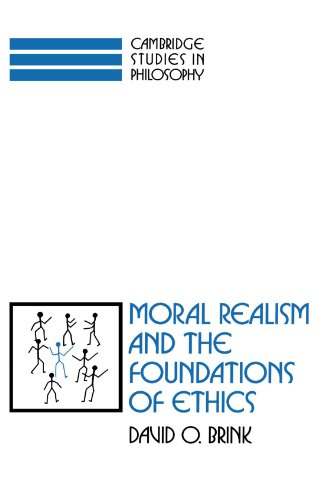 9780521359375: Moral Realism and the Foundations of Ethics (Cambridge Studies in Philosophy)