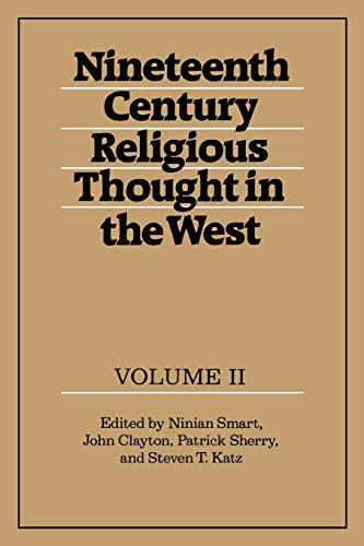 9780521359658: Nineteenth-Century Religious Thought in the West, Vol. 2