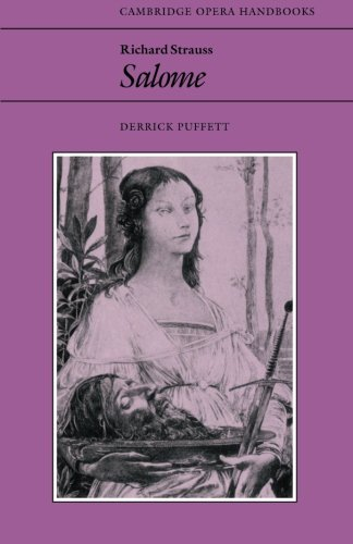 9780521359702: Richard Strauss: Salome Paperback (Cambridge Opera Handbooks)