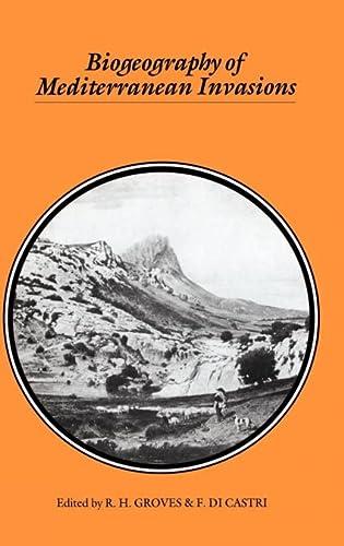 9780521360401: Biogeography of Mediterranean Invasions