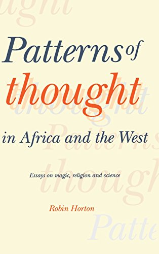 9780521360876: Patterns of Thought in Africa and the West: Essays on Magic, Religion and Science