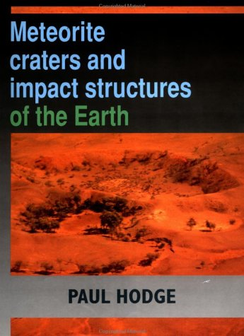 9780521360920: Meteorite Craters and Impact Structures of the Earth