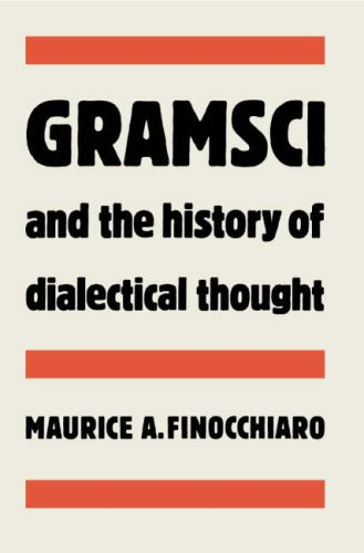 9780521360968: Gramsci and the History of Dialectical Thought