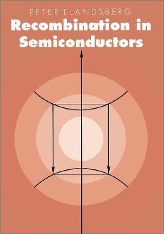 9780521361224: Recombination in Semiconductors