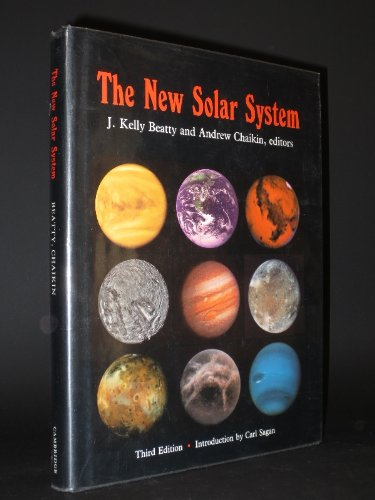 9780521361620: The New Solar System