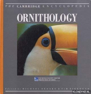 9780521362054: Cambridge Encyclopedia of Ornithology (A Cambridge Reference Book)