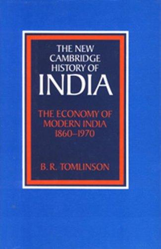 9780521362306: The Economy of Modern India, 1860-1970 (The New Cambridge History of India)