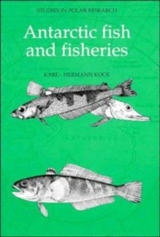 9780521362504: Antarctic Fish and Fisheries (Studies in Polar Research)
