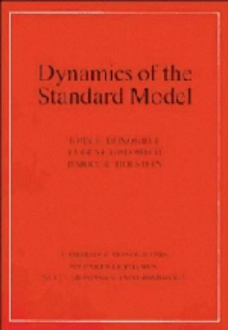 9780521362887: Dynamics of the Standard Model (Cambridge Monographs on Particle Physics, Nuclear Physics and Cosmology)