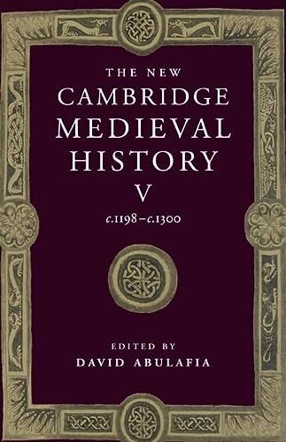 9780521362894: The New Cambridge Medieval History: Volume 5, c.1198–c.1300: C.1198-c.1300 v. 5