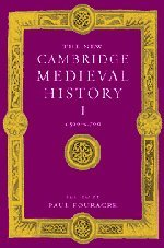 9780521362917: The New Cambridge Medieval History: Volume 1, c.500-c.700