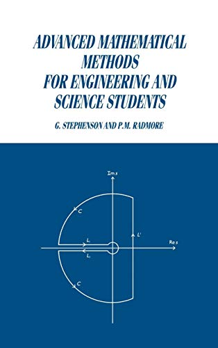 9780521363129: Advanced Mathematical Methods for Engineering and Science Students